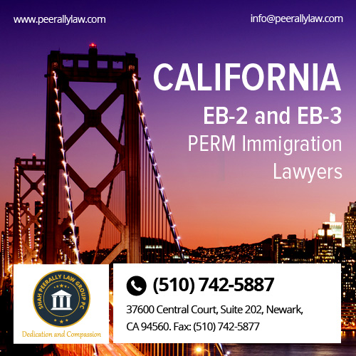 California EB2-EB3 Immigration Lawyer