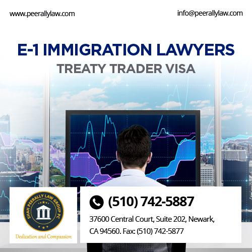E-1 Immigration Lawyers