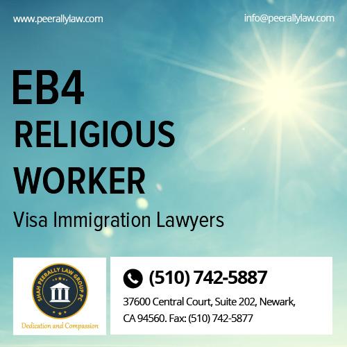 EB4 Religious Worker Visa