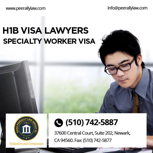 H1B Visa Lawyer- Specialty Lawyer