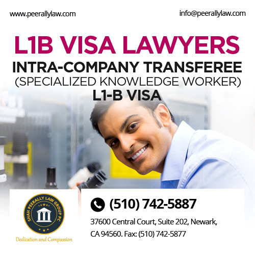 L1B Visa Lawyers