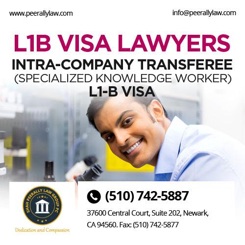 L1B Visa Lawyers
