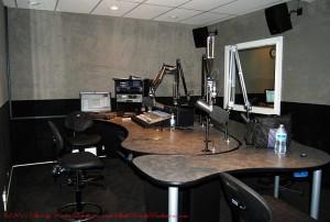 Shah Peerally Radio Show Studio