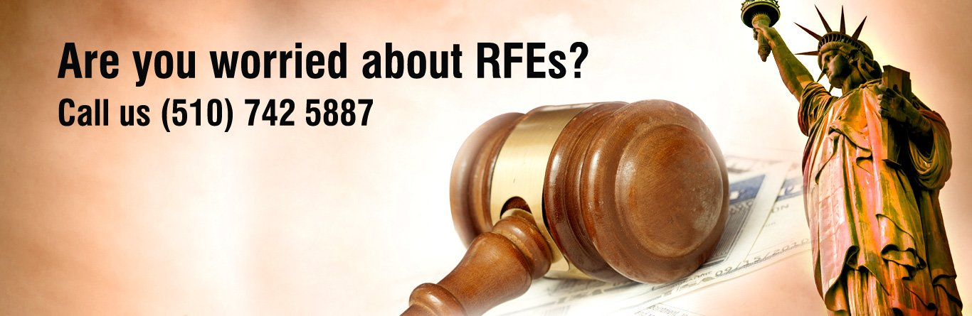 Are you worried about RFE