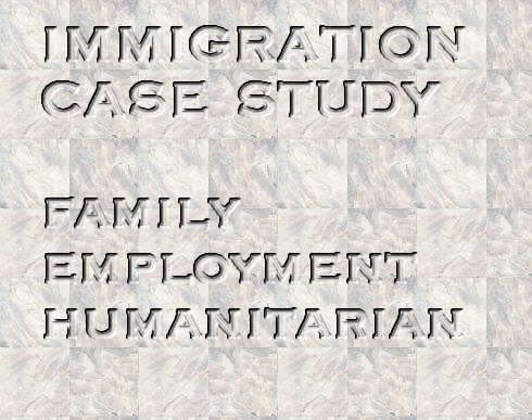 IMMIGRATION CASE STUDY