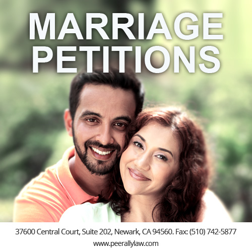 Marriage Petitions Lawyer & Attorney